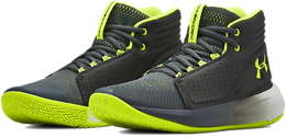 UNDER ARMOUR TORCH MID JUNIOR GRAPH