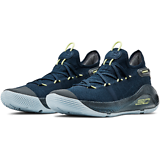 classic fit 0a1e0 ca0a3 UNDER ARMOUR CURRY 6 JUNIOR NAVY